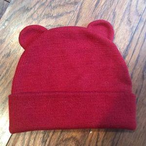 Zara Knit Beanie with Ears🐻